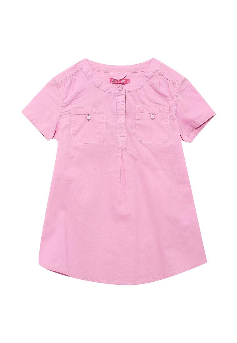 Блуза Sela (Сэла) Bs-612/855-7223