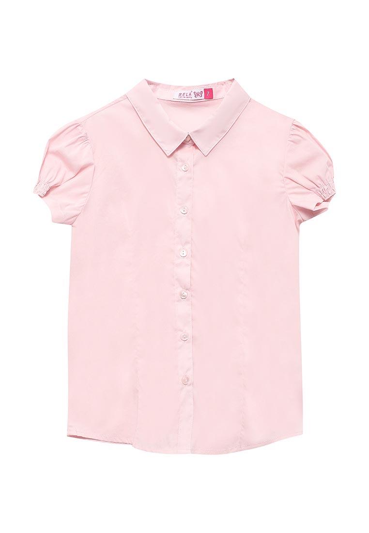Блуза Sela (Сэла) Bs-612/863-7320