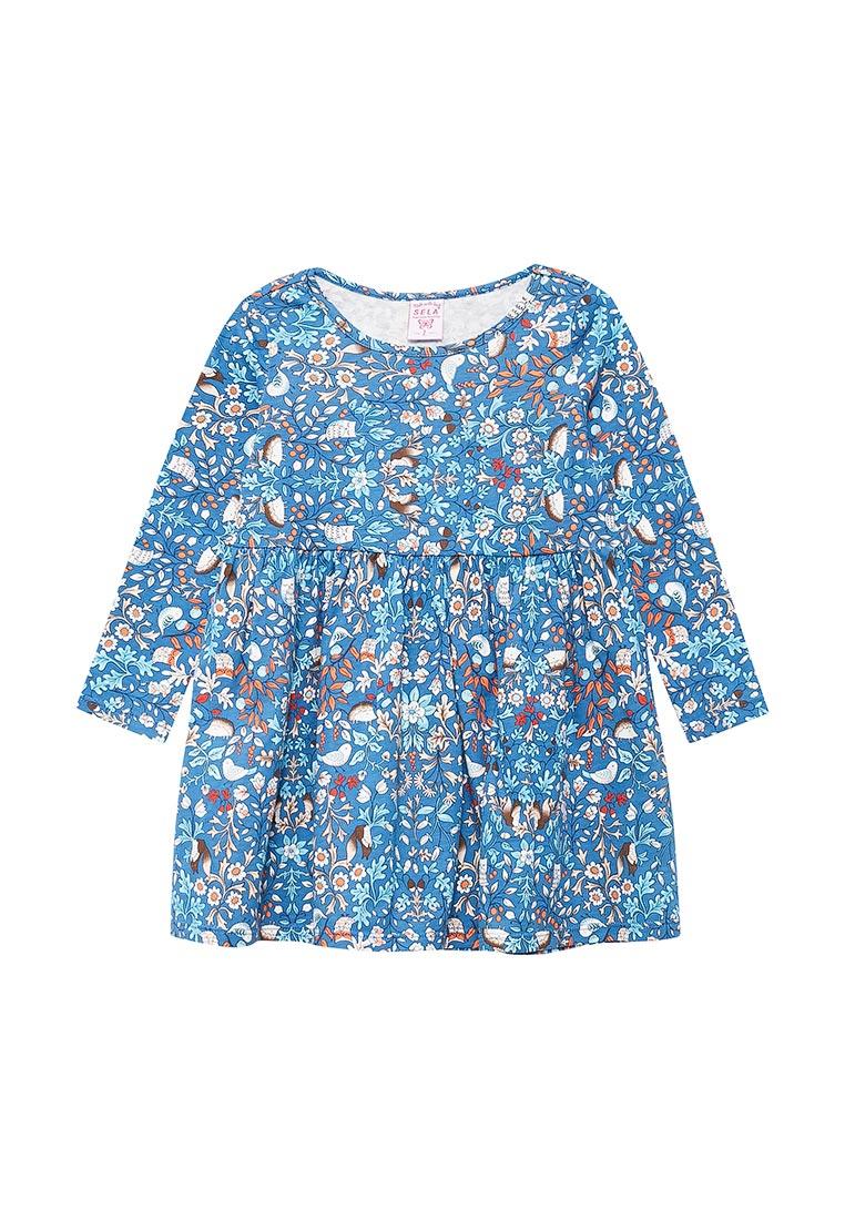 Повседневное платье Sela (Сэла) DK-517/397-7432