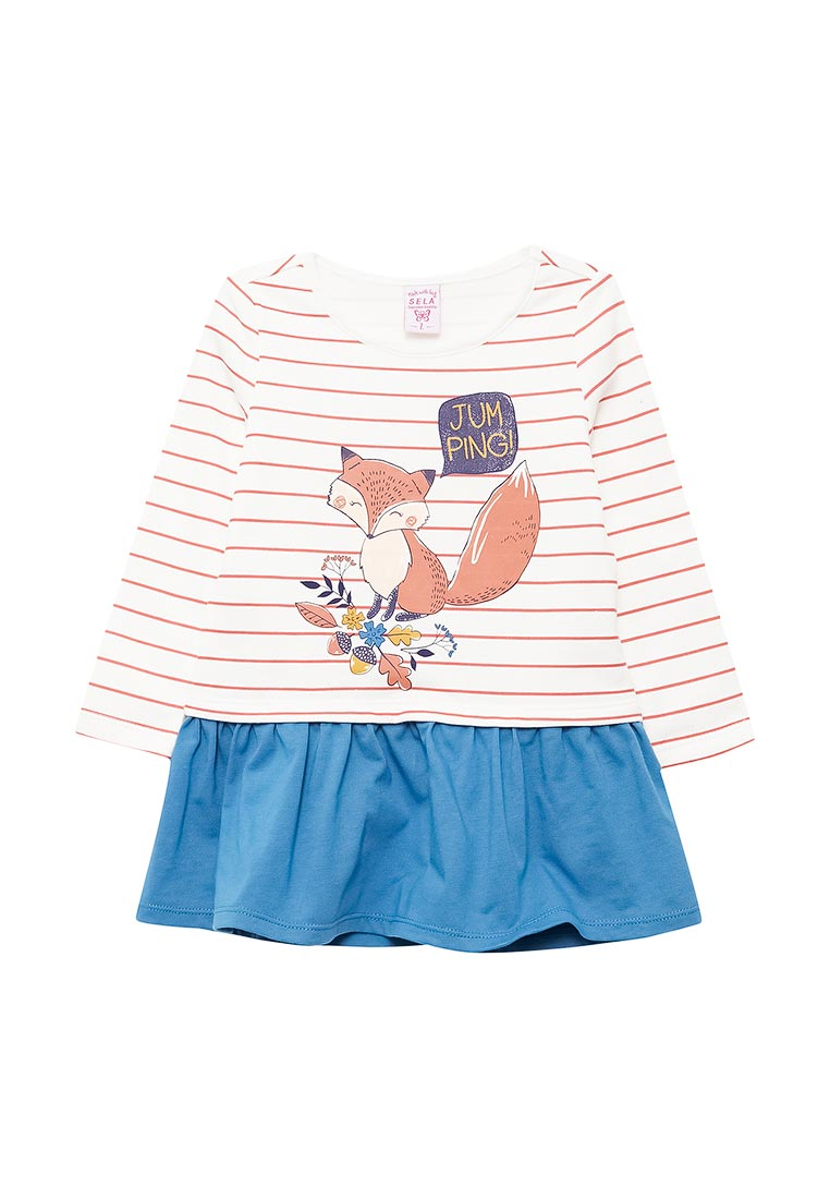 Повседневное платье Sela (Сэла) DK-517/398-7432