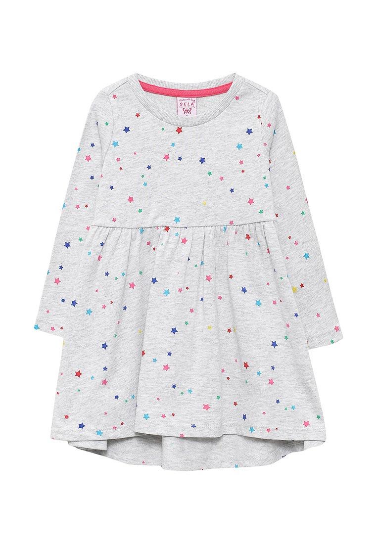 Повседневное платье Sela (Сэла) DK-517/405-7331