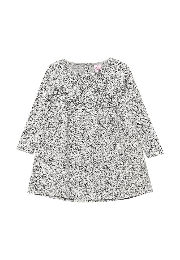 Повседневное платье Sela (Сэла) DK-517/408-7412