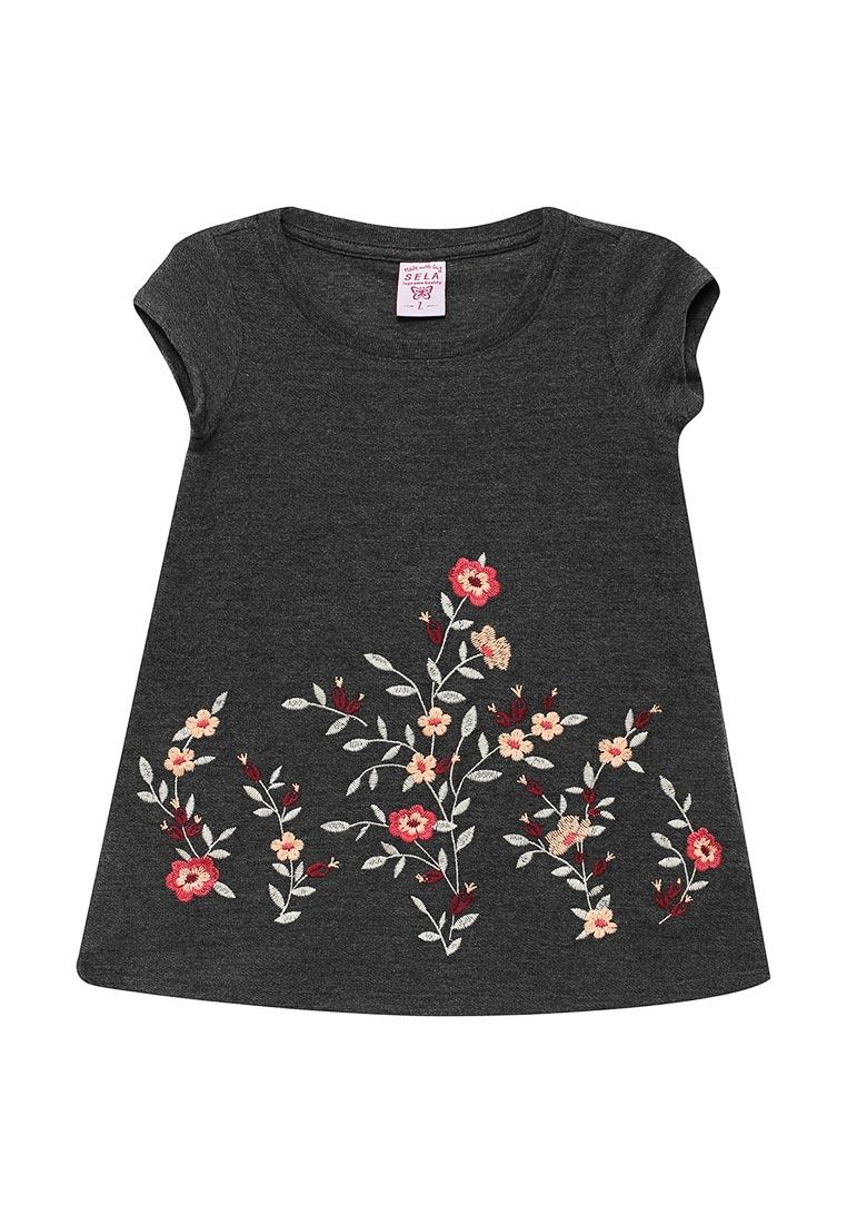 Повседневное платье Sela (Сэла) Dksl-517/400-7422