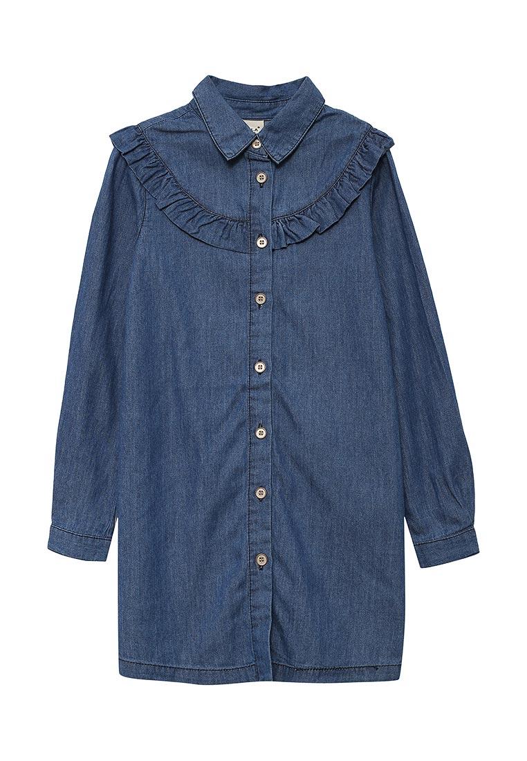 Повседневное платье Sela (Сэла) Dj-637/007-7351