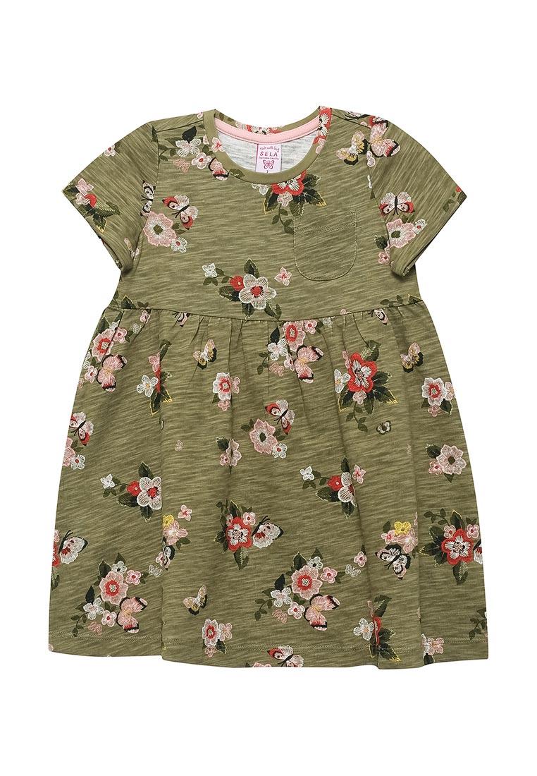 Повседневное платье Sela (Сэла) Dks-517/420-8122
