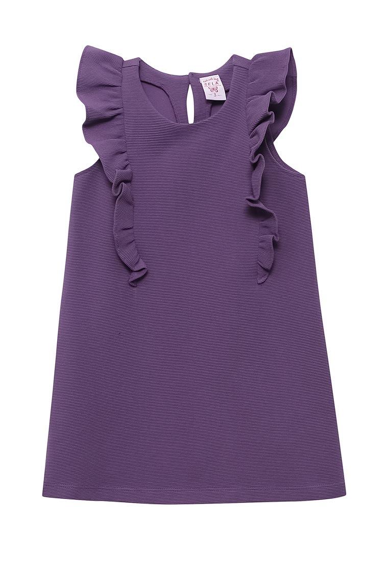 Повседневное платье Sela (Сэла) Dsl-517/431-8112