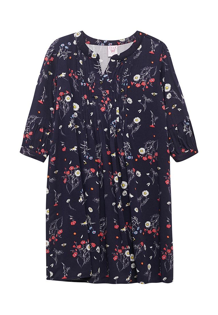 Повседневное платье Sela (Сэла) D-617/887-8131
