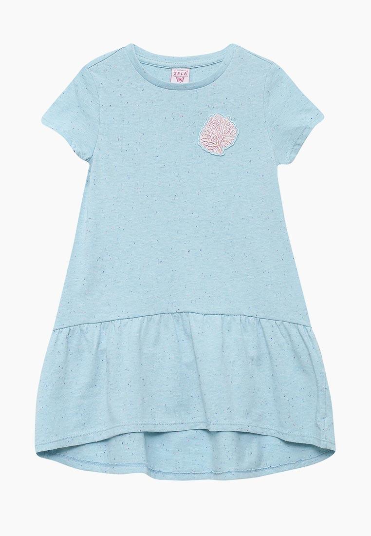 Повседневное платье Sela (Сэла) Dks-617/900-8215
