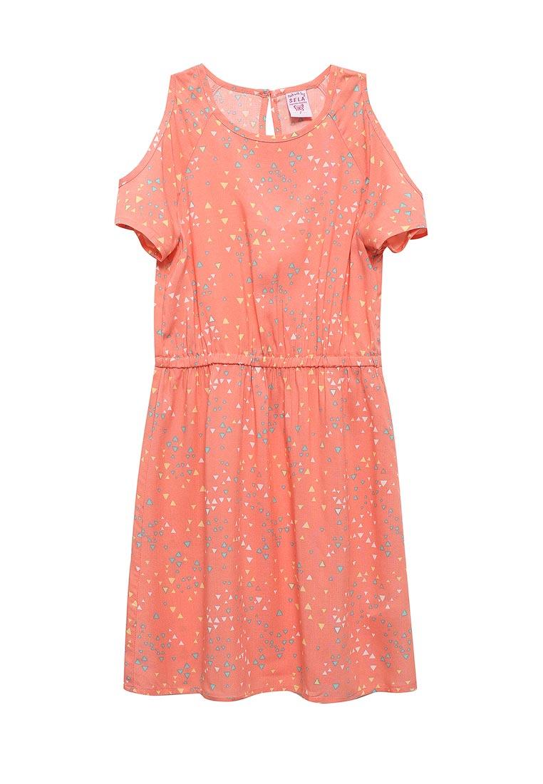 Повседневное платье Sela (Сэла) Ds-617/892-8243