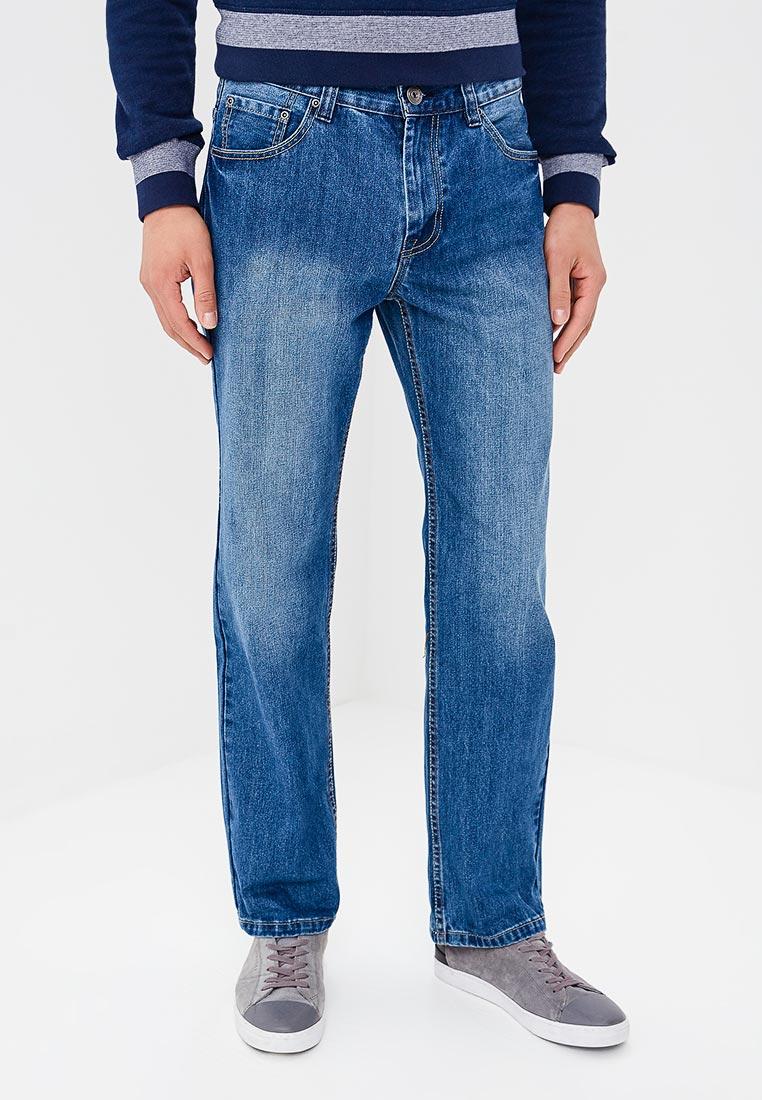 Мужские прямые джинсы Sela (Сэла) PJ-235/1103-8172