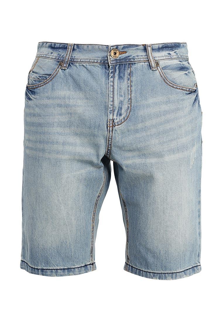 Мужские джинсовые шорты Sela (Сэла) SHJ-235/1002-6263