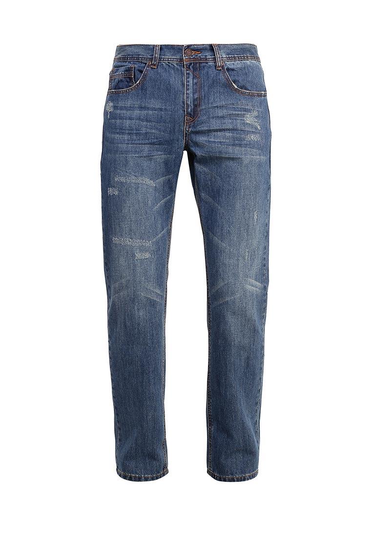 Мужские прямые джинсы Sela (Сэла) PJ-235/1067-7150