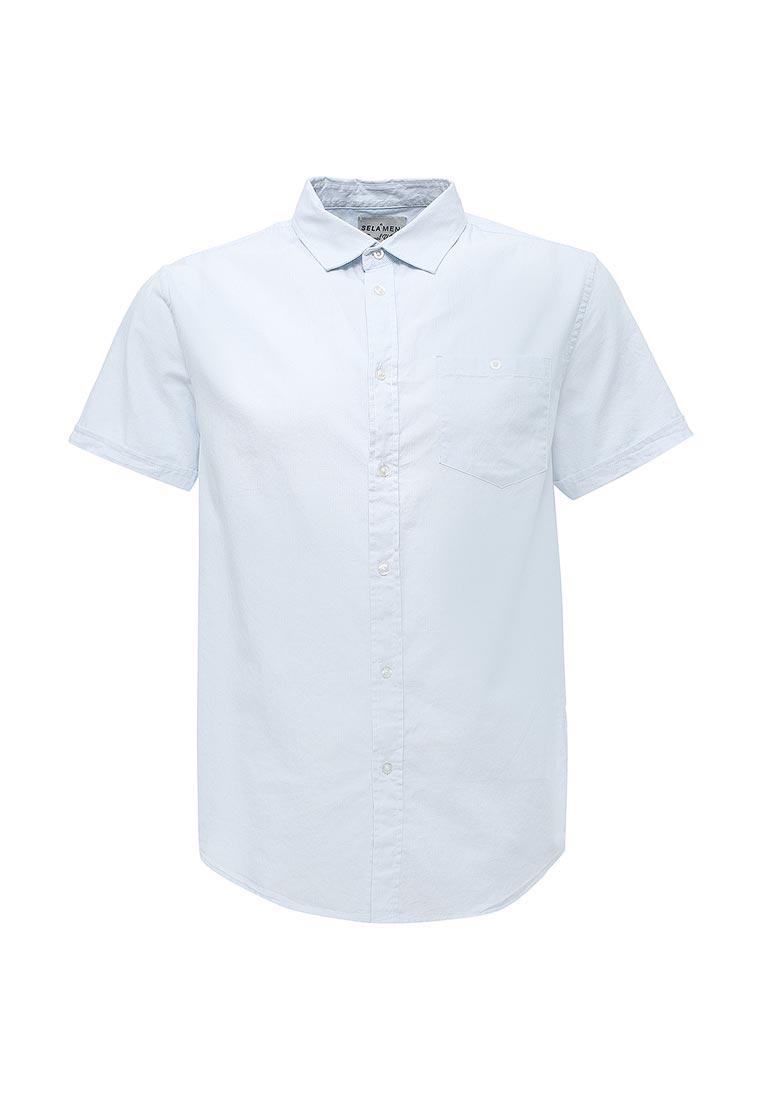 Рубашка с коротким рукавом Sela (Сэла) Hs-212/761-7213