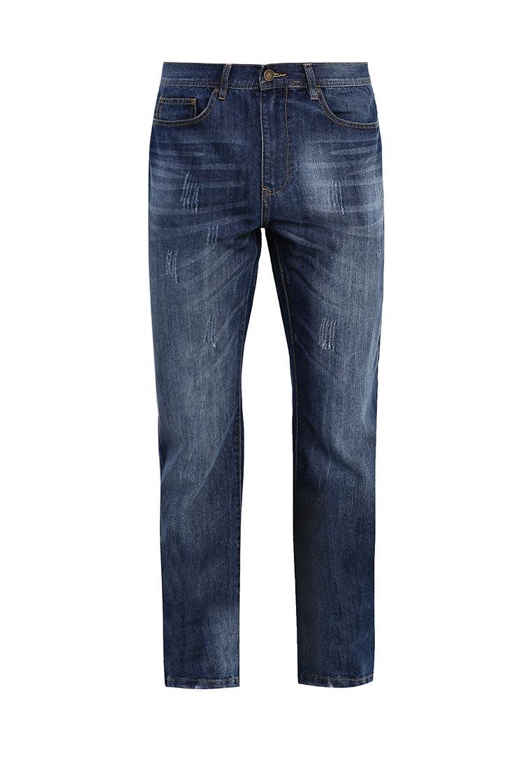 Мужские прямые джинсы Sela (Сэла) PJ-235/1082-7253