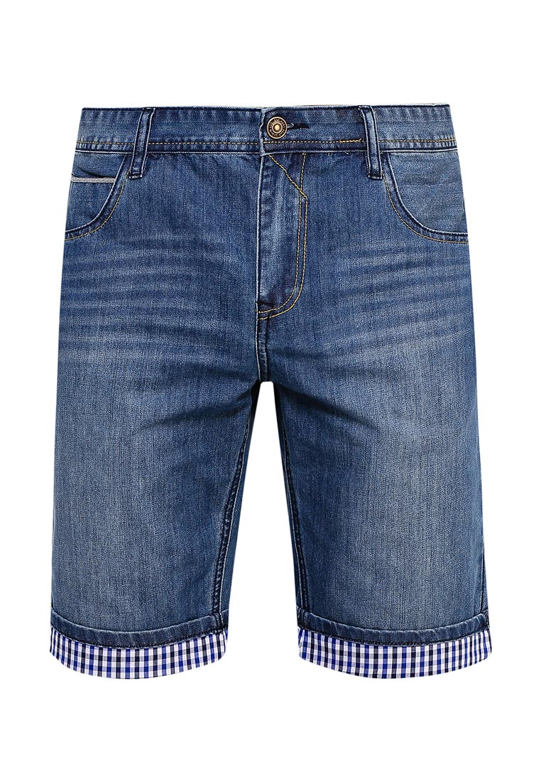 Мужские джинсовые шорты Sela (Сэла) SHJ-235/1069-7213