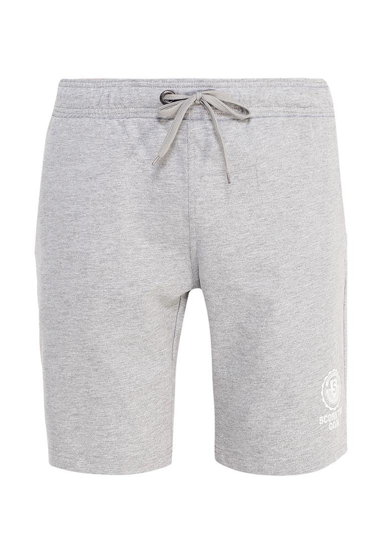 Мужские повседневные шорты Sela (Сэла) SHk-2415/003-7214