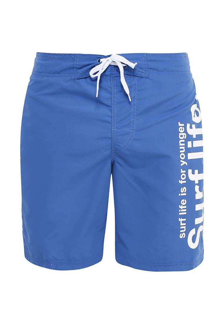 Мужские шорты для плавания Sela (Сэла) SHsp-215/538-7214