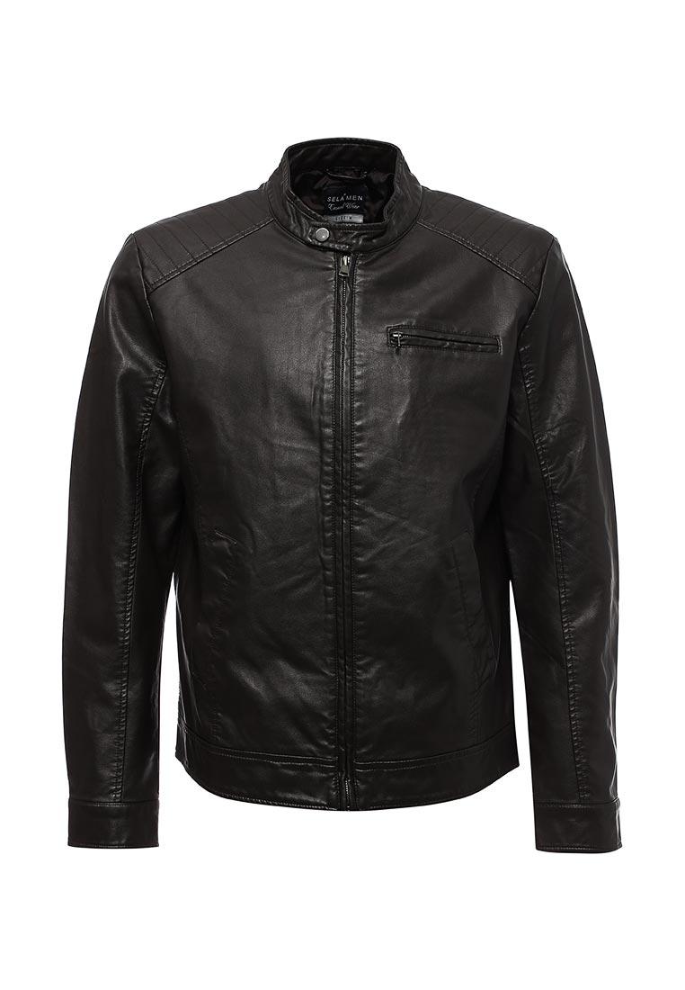 Кожаная куртка Sela (Сэла) Cpu-226/390-7310