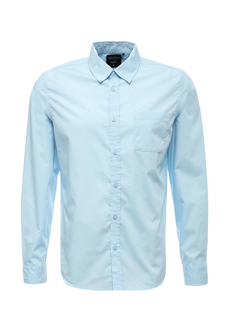 Рубашка с длинным рукавом Sela (Сэла) H-412/041-7310