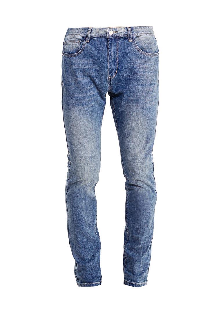 Мужские прямые джинсы Sela (Сэла) PJ-235/095-7361