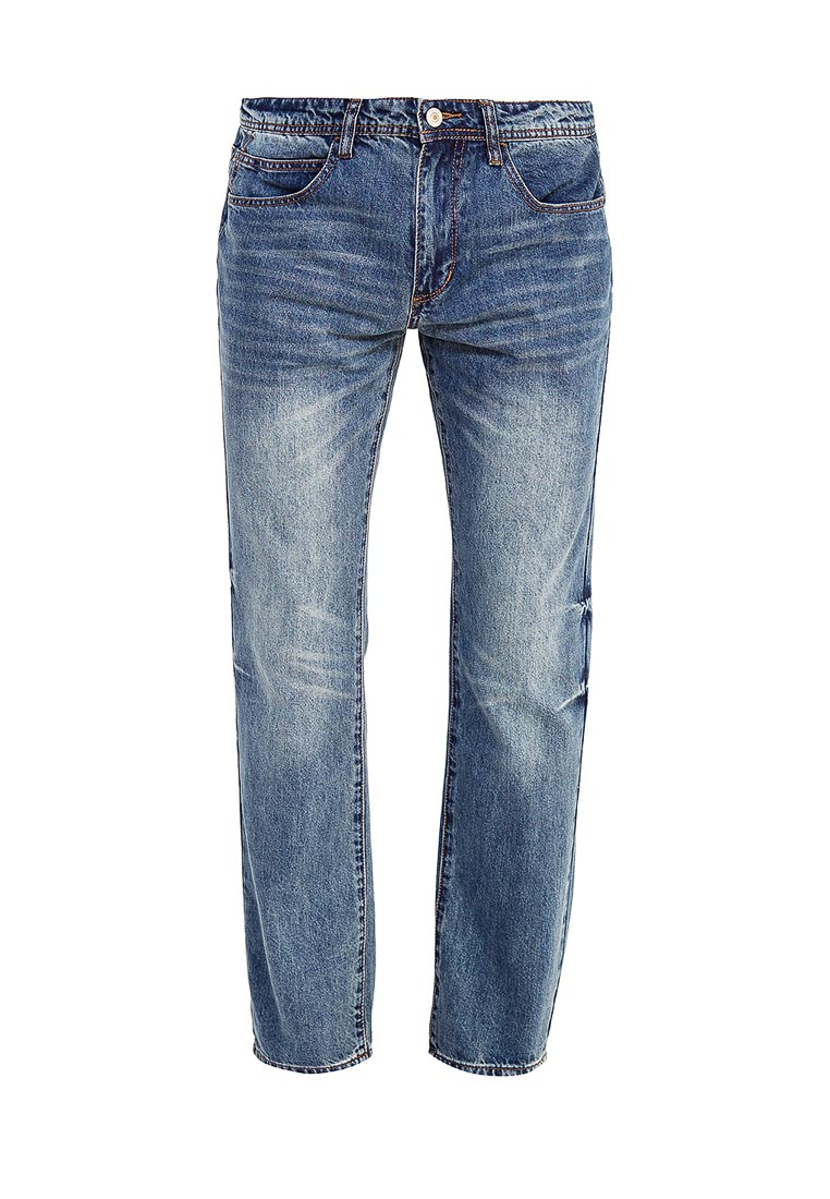 Мужские прямые джинсы Sela (Сэла) PJ-235/096-7361