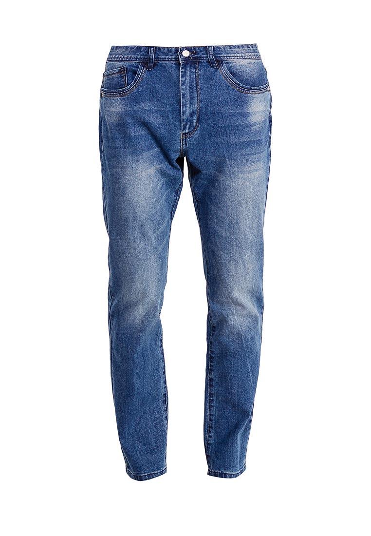 Мужские прямые джинсы Sela (Сэла) PJ-235/097-7361