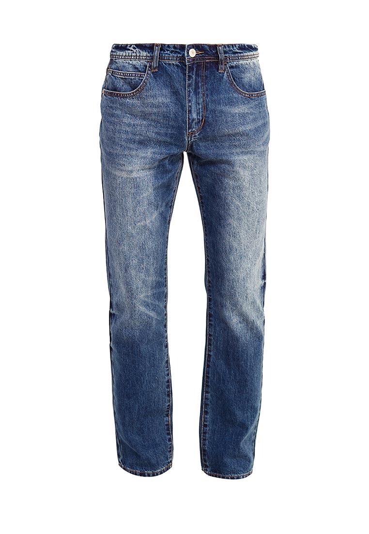 Мужские прямые джинсы Sela (Сэла) PJ-235/098-7361