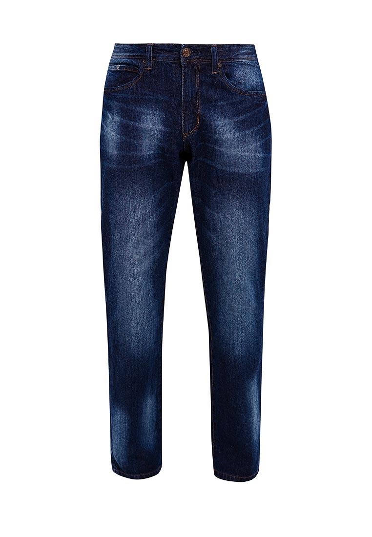 Мужские прямые джинсы Sela (Сэла) PJ-235/104-7452