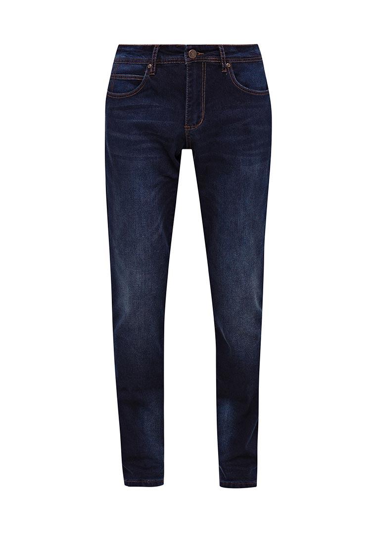 Мужские прямые джинсы Sela (Сэла) PJ-235/105-7452