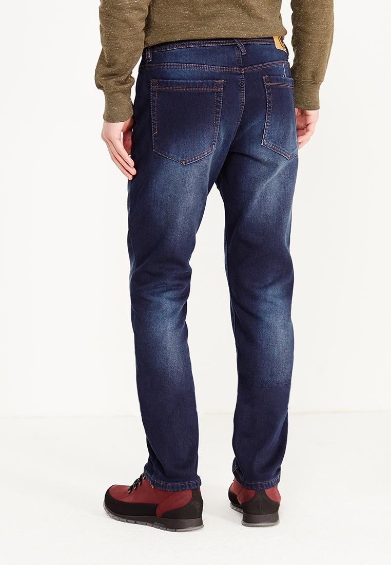 Мужские прямые джинсы Sela (Сэла) PJ-235/105-7452: изображение 4