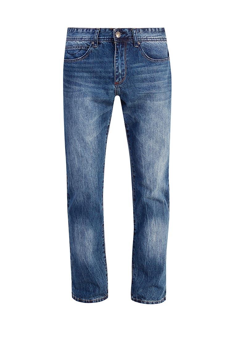 Мужские прямые джинсы Sela (Сэла) PJ-235/106-7452