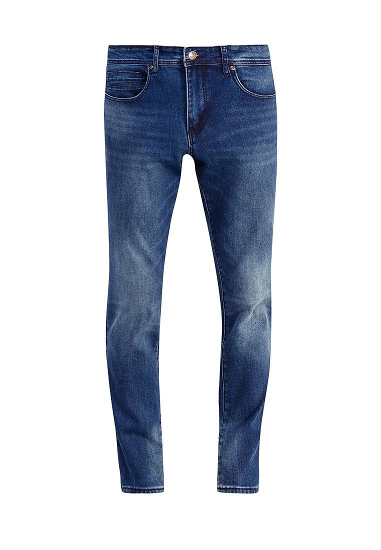 Мужские прямые джинсы Sela (Сэла) PJ-235/107-7452