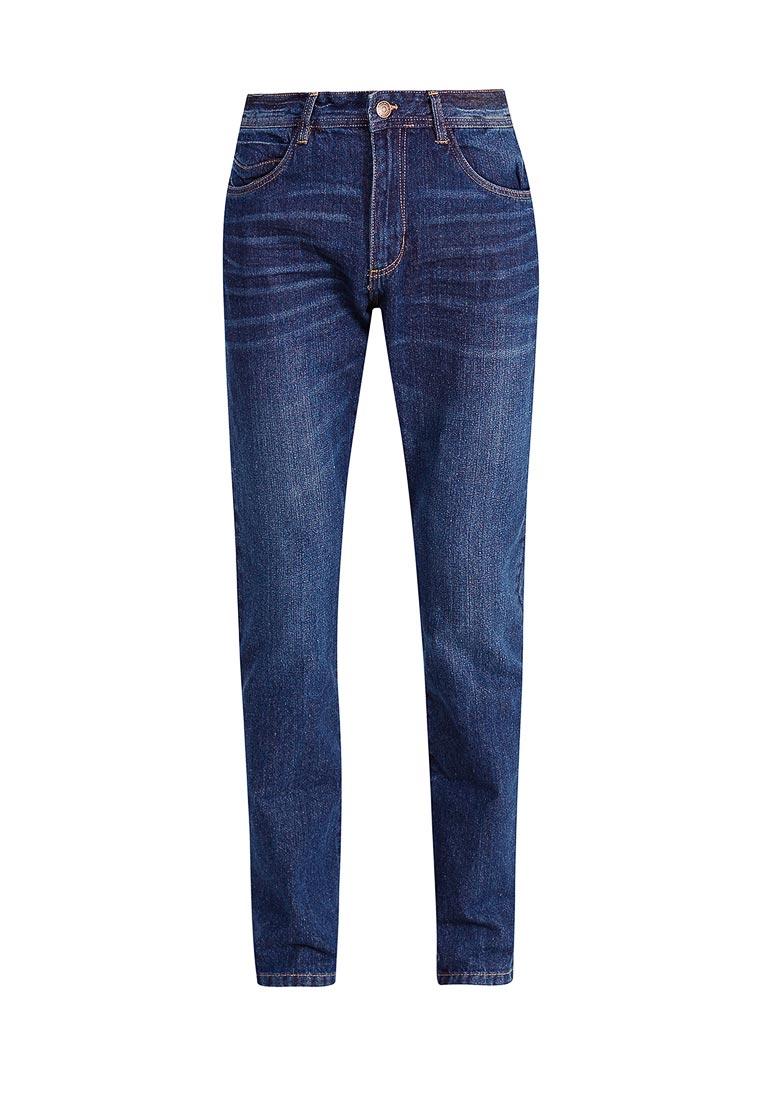 Мужские прямые джинсы Sela (Сэла) PJ-235/108-7361