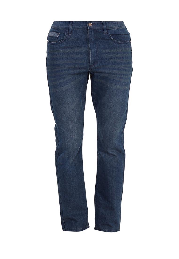 Мужские прямые джинсы Sela (Сэла) PJ-235/1096-7361