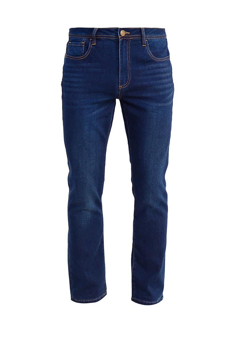 Мужские прямые джинсы Sela (Сэла) PJk-235/101-7361
