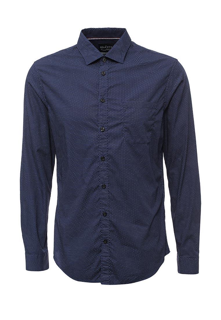 Рубашка с длинным рукавом Sela (Сэла) H-212/038-7351