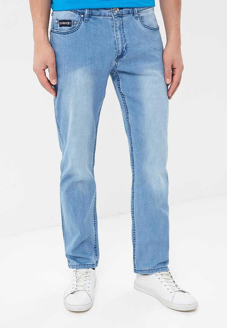 Мужские прямые джинсы Sela (Сэла) PJ-235/1114-8263