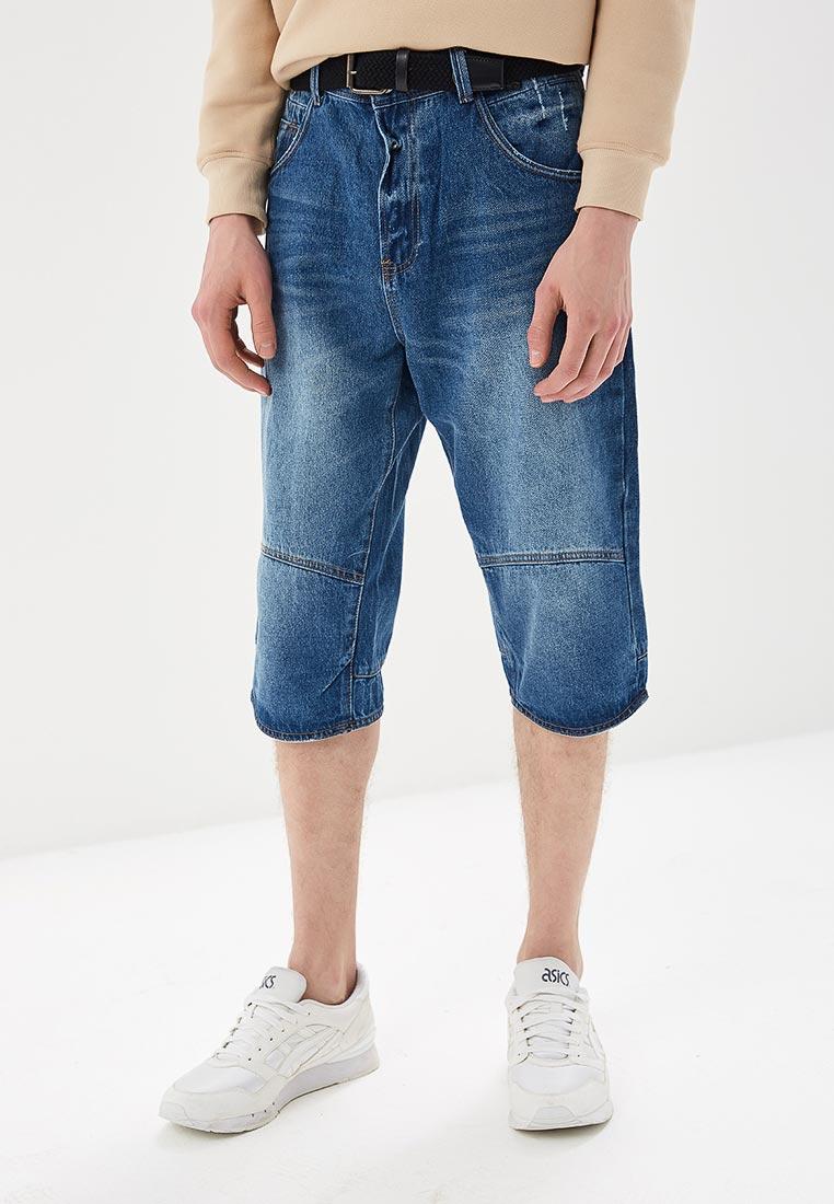 Мужские джинсовые шорты Sela (Сэла) SHJ-235/290-8263