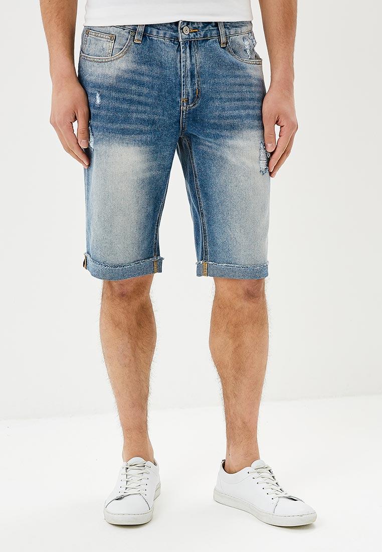 Мужские повседневные шорты Sela (Сэла) SHJ-435/008-8214