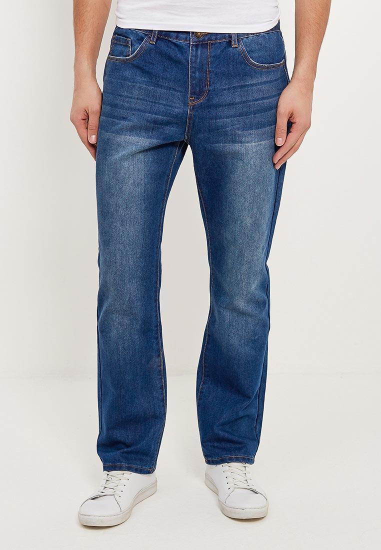 Мужские прямые джинсы Sela (Сэла) PJ-235/029-8172