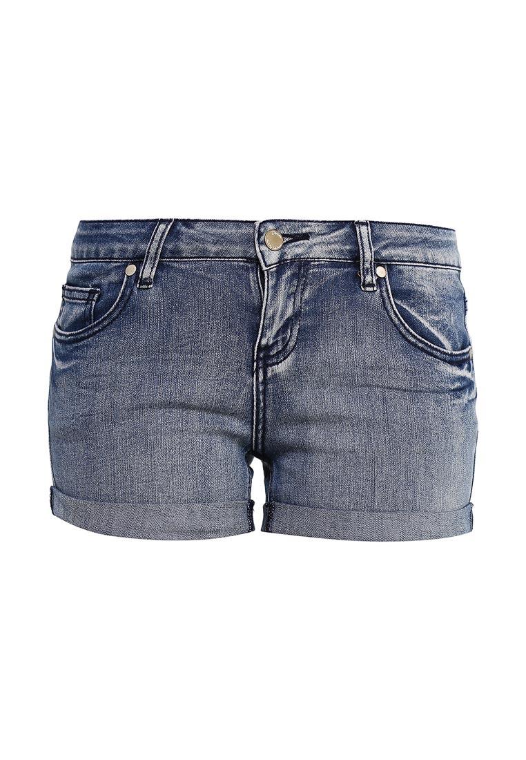 Женские джинсовые шорты Sela (Сэла) SHJ-135/481-6143
