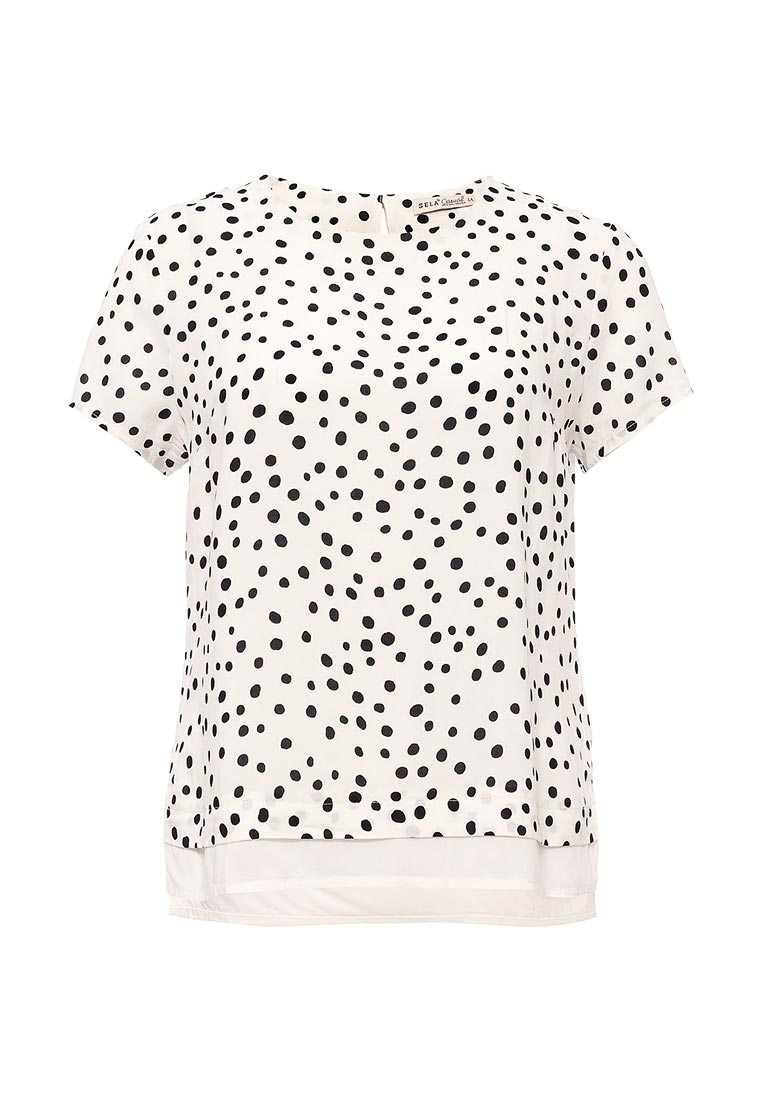 Блуза Sela (Сэла) Tws-112/1165-7141