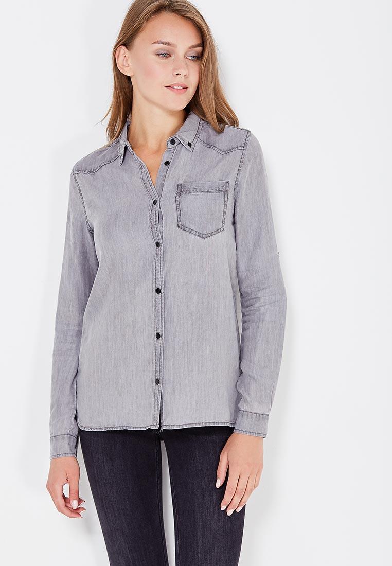 Женские джинсовые рубашки Sela (Сэла) Bj-332/031-7412