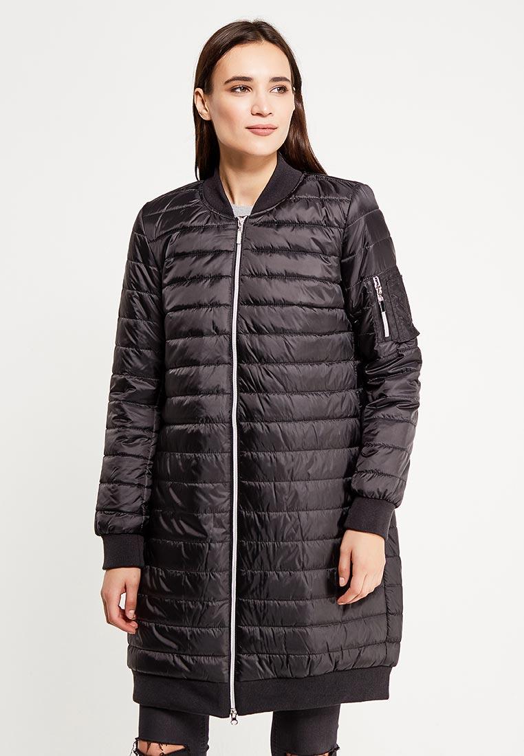 Женские пальто Sela (Сэла) Cep-126/756-7311/черный: изображение 5