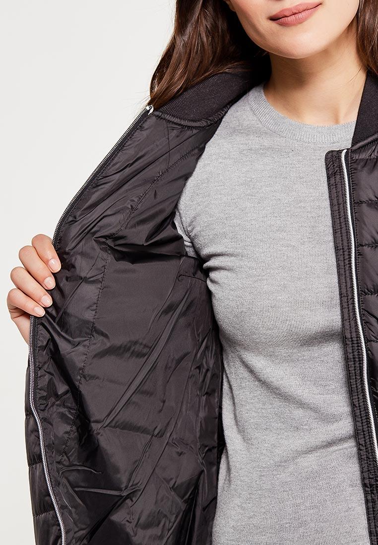 Женские пальто Sela (Сэла) Cep-126/756-7311/черный: изображение 9