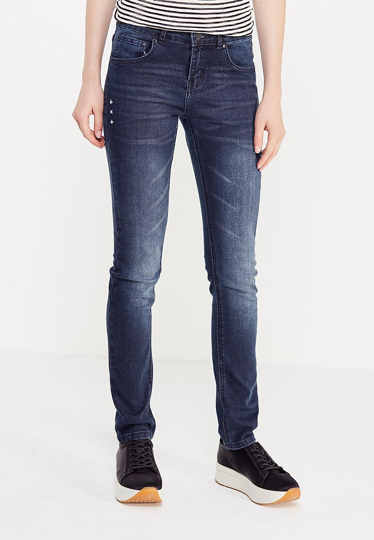 Зауженные джинсы Sela (Сэла) PJ-135/624-7361
