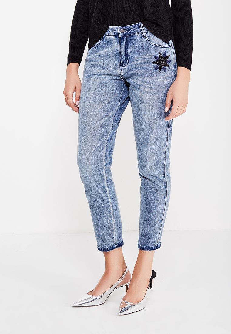 Прямые джинсы Sela (Сэла) PJ-335/016-7412