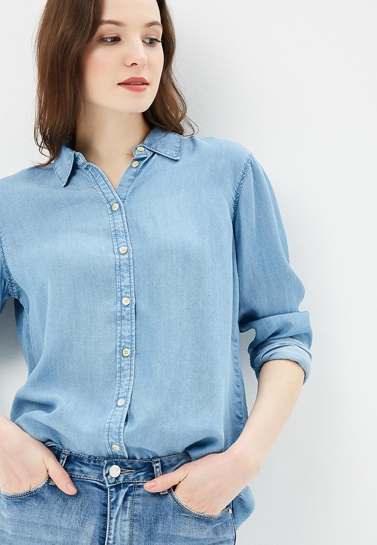 Женские джинсовые рубашки Sela (Сэла) Bj-132/031-8283