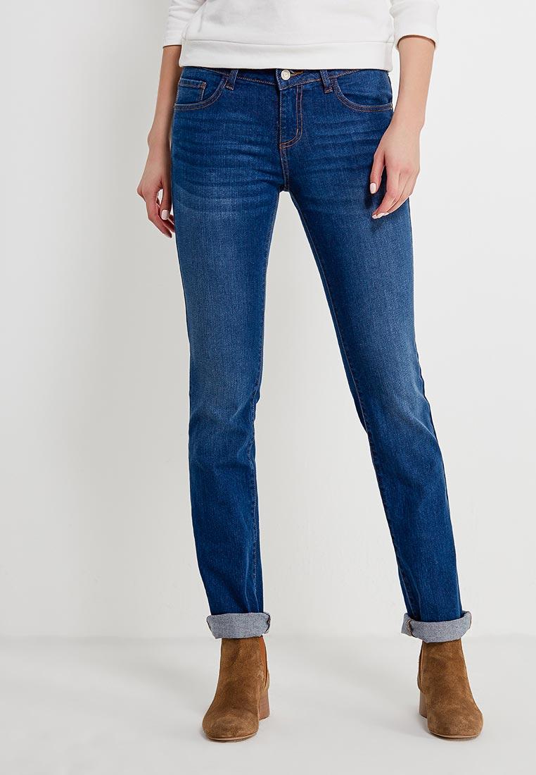 Прямые джинсы Sela (Сэла) PJ-135/065-8102