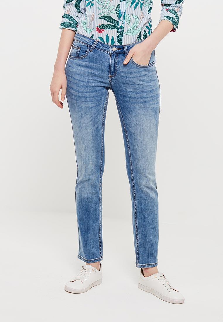 Прямые джинсы Sela (Сэла) PJ-135/636-8102